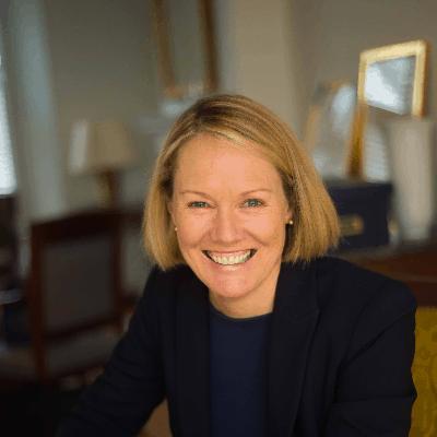 portrait photo of Joy Rhoades