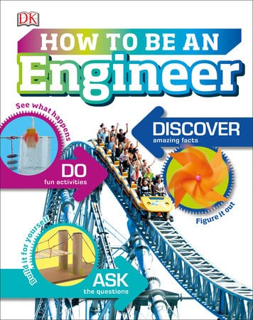 How to Be an Engineer by Carol Vorderman