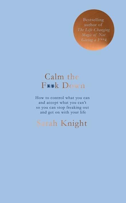 calm the f down